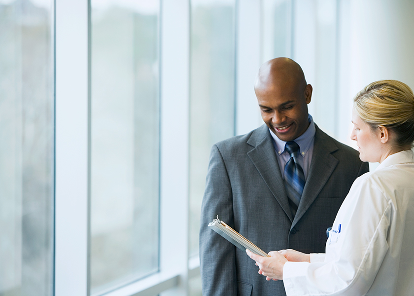 Physician sales, marketing and competitor intelligence